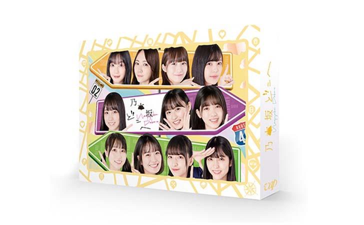 『乃木坂どこへ』Blu-ray&DVD BOX 収録内容